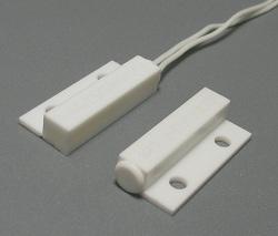 Особенности установки магнитно-герконовых датчиков